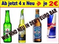 DIE NEUEN 4 !!@1 EURO BAR