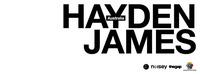 Schwarzbrot mit HAYDEN JAMES@Café Leopold