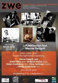 's FUNKtioniert feat. Werner Feldgrill@ZWE