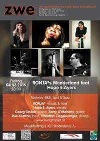 RONJA*s Wonderland feat. Hope E.Ayers@ZWE