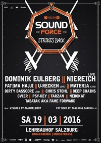 SOUNDFORCE strikes back!@Bauakademie Lehrbauhof