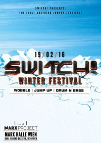 SWITCH! Winter-Festival@Marx Project