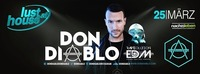 DON DIABLO presented by RAVEolution EDM@Lusthouse