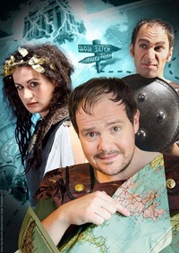 Ambach, Kautsch & Mraz Die Odyssee - Eine Abkürzung - Eine Komödie von Thomas Mraz PREMIERE@Stadtsaal Wien