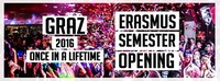★ ERASMUS GRAZ Semester Opening ★ Tuesday 23rd of February // Mausefalle@Mausefalle Graz