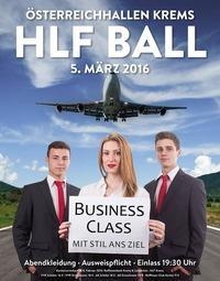 Maturaball der HLF Krems@Österreichhallen