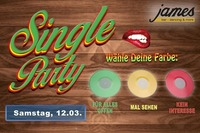 SINGLE PARTY@James