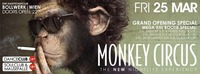 MONKEY CIRCUS - The new nightlife Experience@Bollwerk