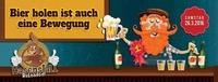 Bier holen ist auch eine Bewegung@Hasenstall