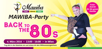 """1. Mawiba-Party """"back to the 80´s""""@Loft25 factory"""