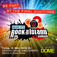 #RTIC: Final Audition@Praterdome