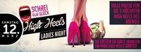 ▲▲ high heels ladies night ▲▲@MAX Disco