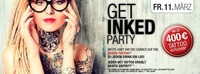 Get Inked-Party@Cube One