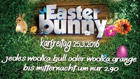Easter Bunny@Strass Lounge Bar