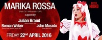 ROTER MOND // pres MARIKA ROSSA (Italo Business | Ukraine) - 22 April 2016@Bollwerk