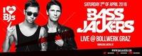 ★★BASSJACKERS LIVE★★@Bollwerk