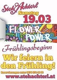 Flower Power@Stehachterl
