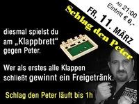 Schlag den Peter@Mausefalle
