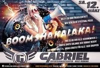 Boom SHAKALAKA@Gabriel Entertainment Center