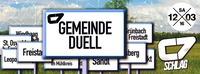 GEMEINDE DUELL@C7 - Schlag