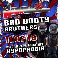 Bad Booty Brothers im Hammerwerk@Hammerwerk