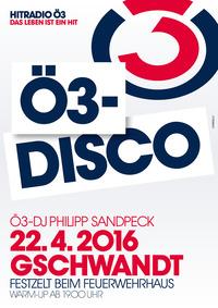 Ö3 Disco @Union-Reithalle