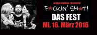 F*ckin' Sh*t! - Das Fest 10 Years MULATSCHAG TV Birthday Party@Weberknecht