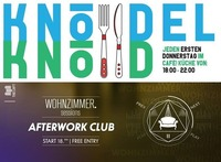 Knödel Donnerstag & Wohnzimmer.Sessions 04@The Loft