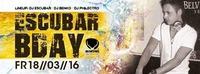 ESCUBAR & Friends Bday // FR 18.03.2016 Wildwechsel w/Philectro, Benko & Escubar@Wildwechsel