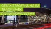 Gesamteröffnung Traisenpark!@Traisenpark