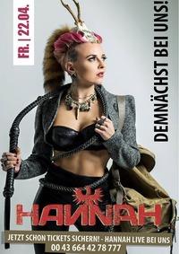 Hannah - Live bei Uns@Mondsee Alm
