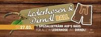 Lederhosen & Dirndl Ball@BAMBI Diele
