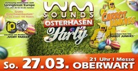 WM-SOUNDS Osterhasenparty - TOURAUFTAKT Bgld. | Oberwart