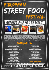 European Street Food Festival@List Halle
