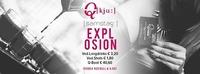 Kju Explosion@Q[kju:] Bar