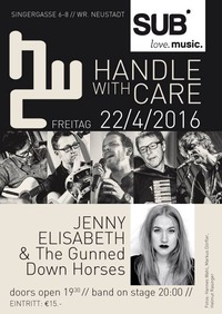 Handle With Care - Jenny Elisabeth@SUB