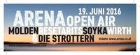 MOLDEN / RESETARITS / SOKYA / WIRTH & DIE STROTTERN (aut) *OPEN AIR*@Arena Wien