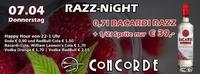 Razz-Night@Discothek Concorde