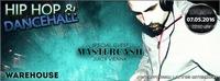 Hip Hop & Dancehall ♫ All Night Long ► MASTERCASH (Juicy)@Warehouse