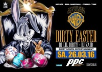Dirty South Easter Party@P.P.C.