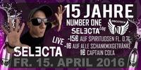 15 Jahre N1 - Selecta LIVE@Discoteca N1