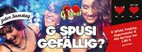 G`SPUSI GEFÄLLIG! TANZEN - FEIERN - FLIRTEN unter Freunden!@G'spusi - dein Tanz & Flirtlokal