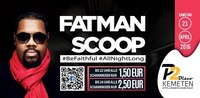 FATMAN SCOOP live! // P2-Kemeten@Disco P2