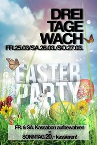 Easter Party@Spessart
