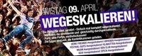 WEGESKALIEREN!!@Bollwerk Klagenfurt