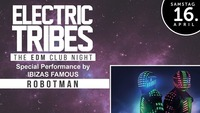 ⚫● ELECTRIC TRIBES ●⚫ the EDM Club Night@MAX Disco