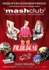 Mash Club@ILVB - Eventlocation