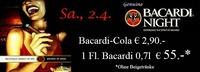 Barcardi Night@Fledermaus Graz