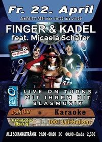Finger & Kadel feat. Micaela Schäfer@Excalibur