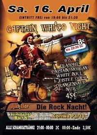 Captain Whi'Co Night@Excalibur